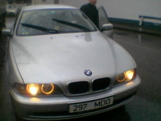 BMW 525i automaatkäigukastiga